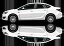 Astra Sedan new