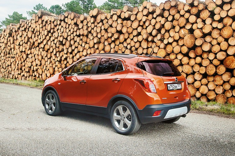 Opel Mokka 1.4 turbo АТ
