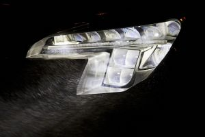 Opel LED matrix light