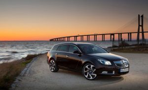 opel insignia sports tourer biturbo supersport Chassis