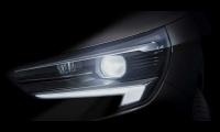 LED фара Opel Corsa F